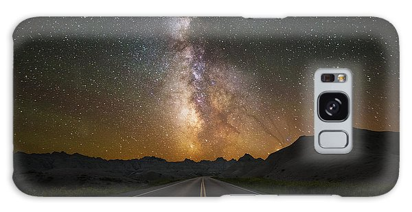 Highway To Heaven Galaxy Case by Aaron J Groen