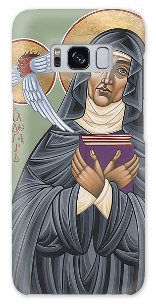 St. Hildegard Of Bingen 171 Galaxy Case
