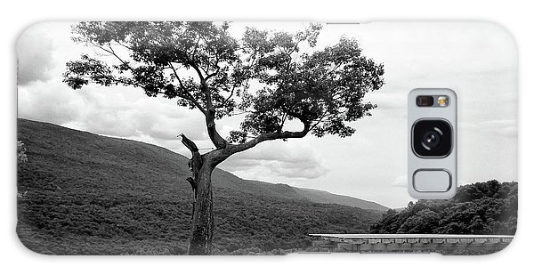 Hildene Tree 5689 Galaxy Case by Guy Whiteley