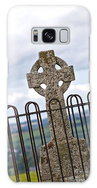Hill Of Tara Celtic Cross Galaxy Case