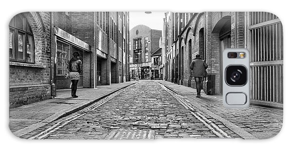 Hill Street Belfast Galaxy Case