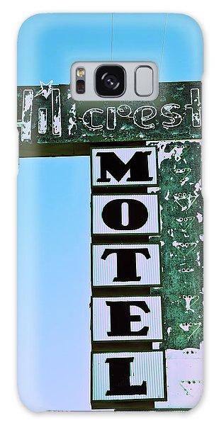 Hillcrest Motel Galaxy Case