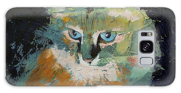 Collectibles Galaxy Case - Himalayan Cat by Michael Creese