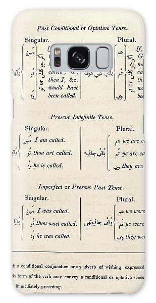 Language Galaxy Case - Hindustani Grammar by Middle Temple Library