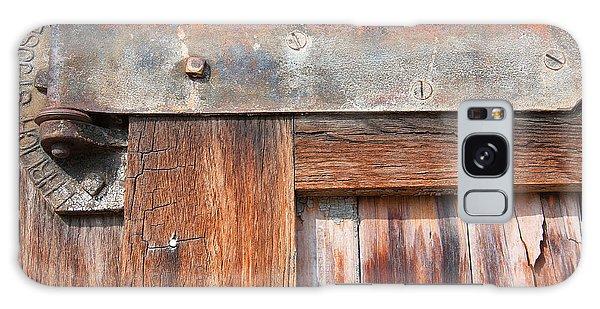 Hinge Door  Galaxy Case by Minnie Lippiatt