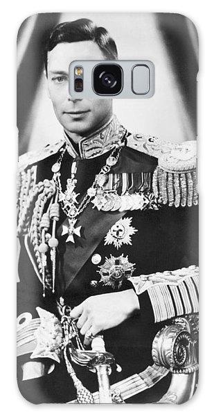 His Majesty King George Vi Galaxy Case