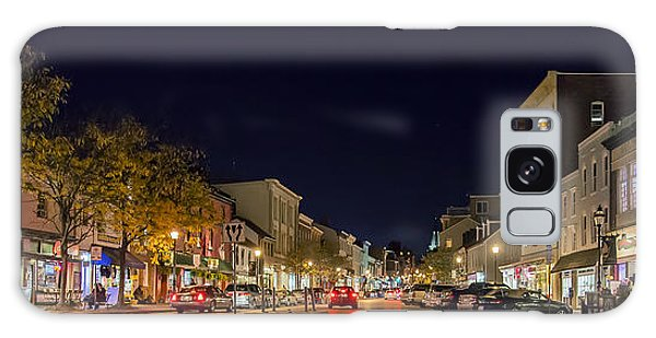 Historic Annapolis - Pano Galaxy Case