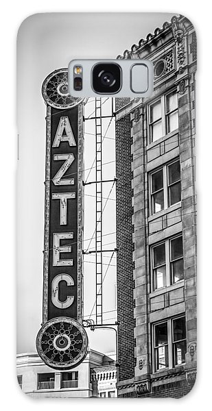 Historic Aztec Theater Galaxy Case