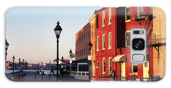 Historic Fells Point Galaxy Case