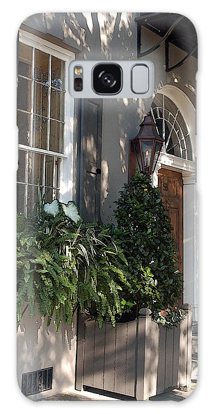 Historic Home - Charleston Galaxy Case by Suzanne Gaff