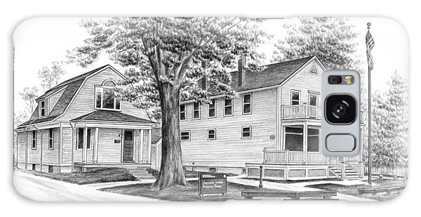 Historic Jaite Mill - Cuyahoga Valley National Park Galaxy Case