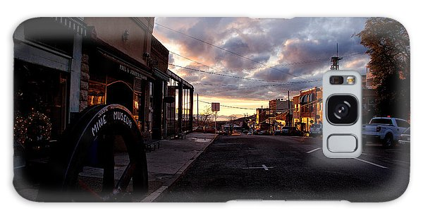 Historic Jerome Arizona Sunrise Galaxy Case