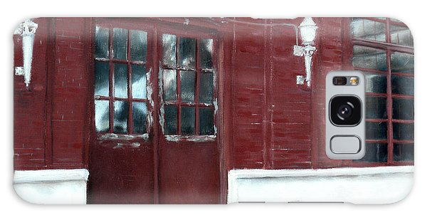 Historic Mcneill Street Pumping Station Shreveport Louisiana Galaxy Case