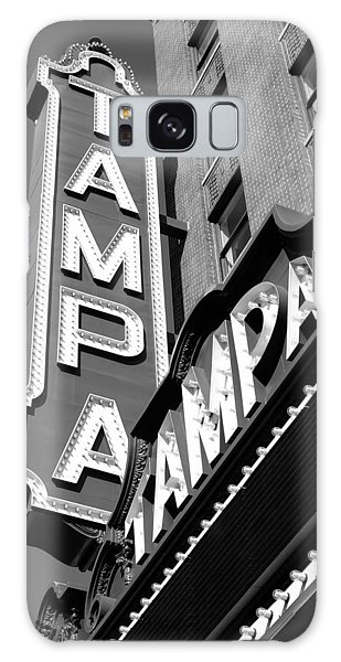 Historic Tampa Galaxy Case by David Lee Thompson