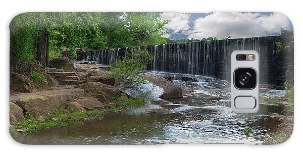 Historic Yates Mill Dam - Raleigh N C Galaxy Case