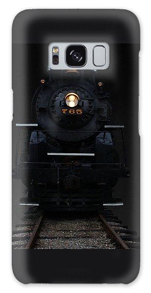 Historical 765 Steam Engine Galaxy Case by Rowana Ray