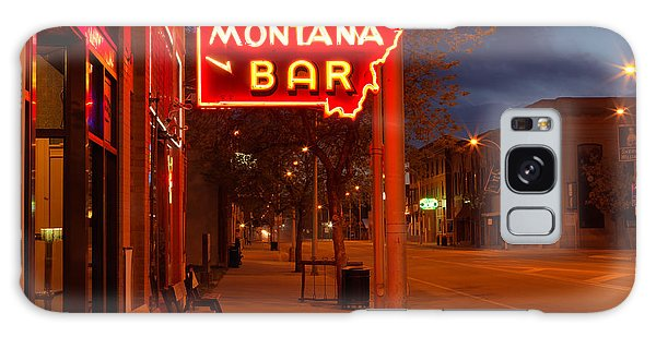 Historical Montana Bar Galaxy Case