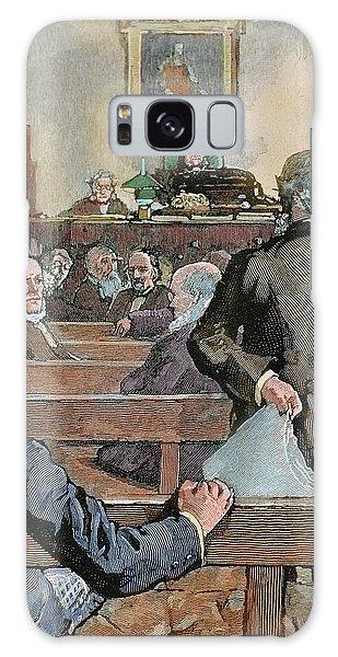 History Of England Galaxy Case