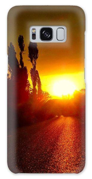Hit The Road Jack Galaxy Case by Zafer Gurel