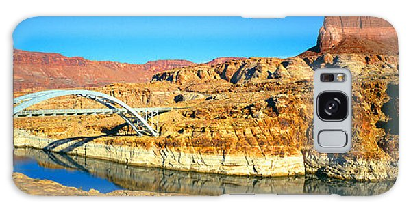 Chasm Galaxy Case - Hite Overlook And Cataract Canyon by Panoramic Images
