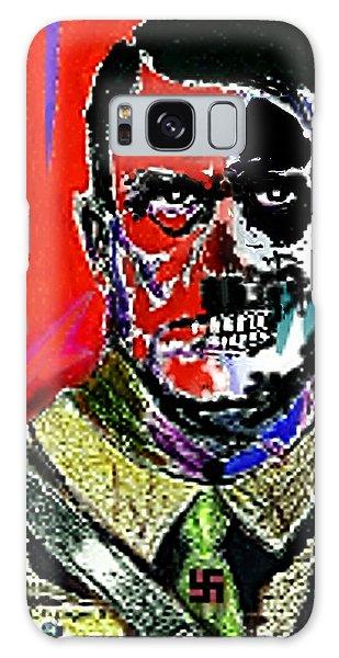 Hitler  - The  Face  Of  Evil Galaxy Case