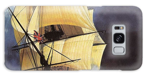 Bay Galaxy Case - Hms Victory by Andrew Howat