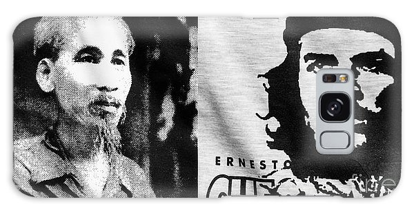 Ho Chi Minh And Che Guevara Galaxy Case