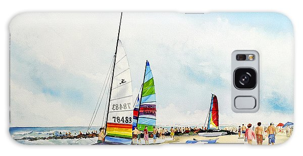 Hobie Cat Sunday Galaxy Case