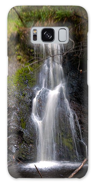 Hogarth Falls Tasmania Galaxy Case