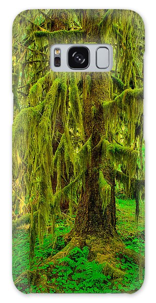 Hoh Rainforest Heavy Weight Galaxy Case
