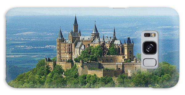 Hohenzollern Castle 5 Galaxy Case by Rudi Prott