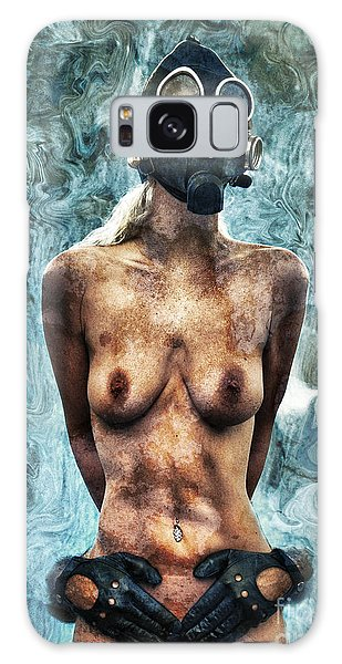 Breathe Galaxy Case - Hold Me If I M Dying 3 by Stelios Kleanthous