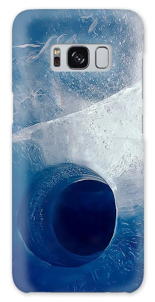 Hole In The Ice Galaxy Case
