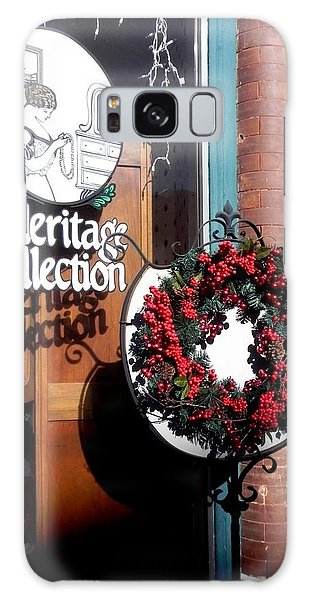 Holiday Classic Galaxy Case by Peggy Stokes