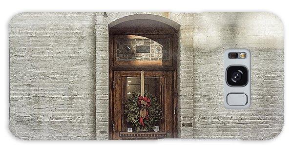 Holiday Door Galaxy Case