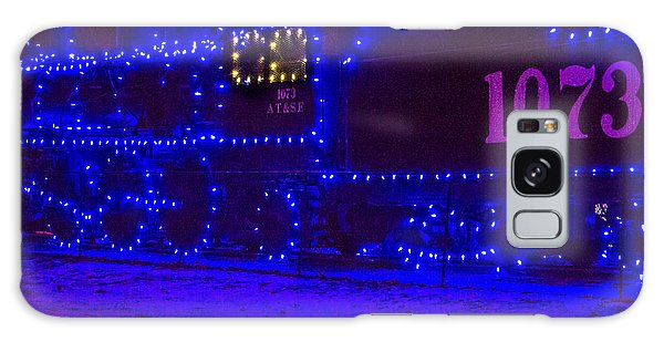 Holiday Express Train Galaxy Case