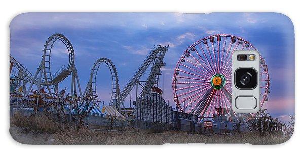 Holiday Ferris Wheel Galaxy Case