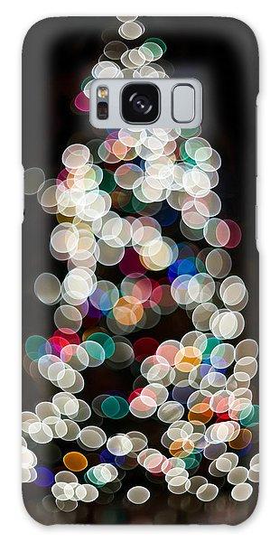 Holiday In Color Galaxy Case by Aaron Aldrich