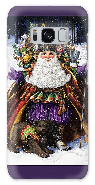 Holiday Riches Galaxy Case