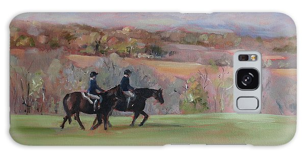 Hollins Equestrians Galaxy Case