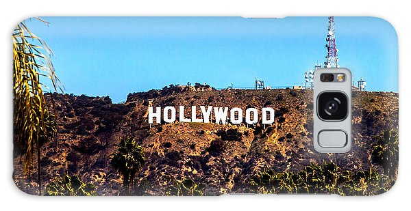 Los Angeles Galaxy Case - Hollywood Sign by Az Jackson
