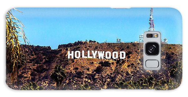 Industry Galaxy Case - Hollywood Sign by Az Jackson