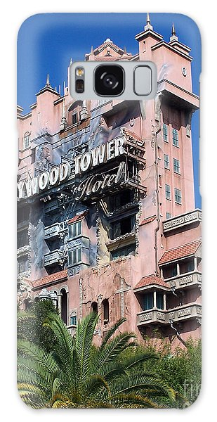 Hollywood Tower Hotel Galaxy Case