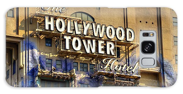 Hollywood Tower Galaxy Case