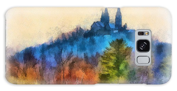 Holy Hill Autumn Galaxy Case by Clare VanderVeen