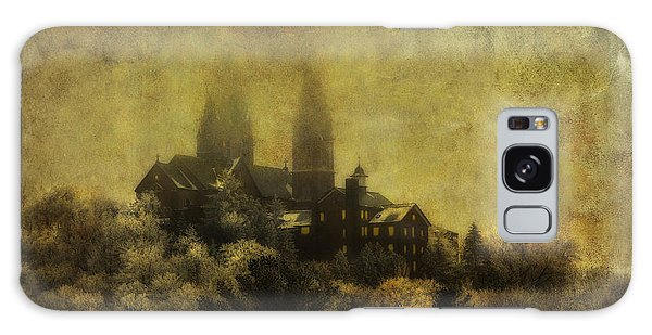 Holy Hill Basilica With Textured Overlay Galaxy Case