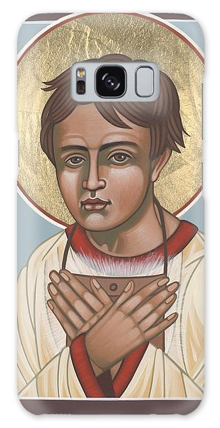 Holy Martyr St. Tarcisius Patron Of Altar Servers 271 Galaxy Case