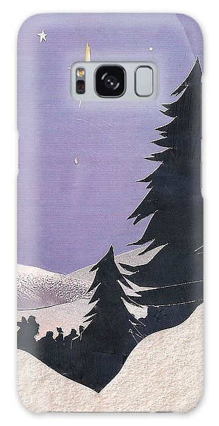 Holy Night Galaxy Case