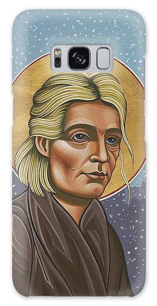 Holy Prophet Dorothy Day 154 Galaxy Case