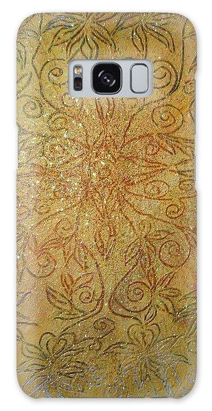 Galaxy Case - Home And Prosperity by Joanna Pilatowicz